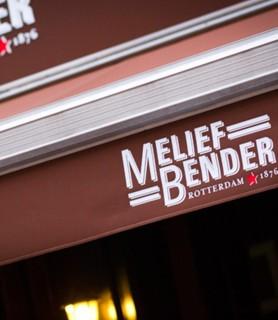 zakelijke sjaal Melief Bender