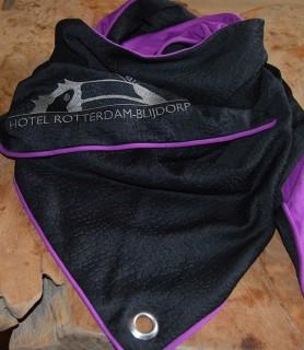 sjaal hotellerie Van der Valk Rotterdam Blijdorp