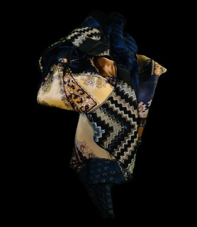 Lolah sjaal Stitch