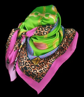 Jewels & Leopard