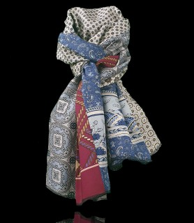 Lolah sjaal Maurits