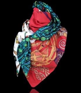 Lolah sjaal Amy